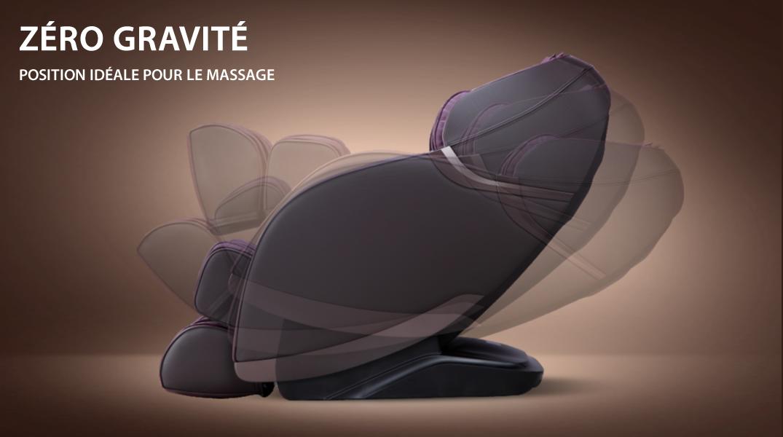 Fauteuil de massage Komoder Albert