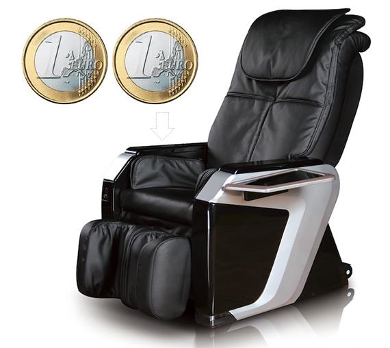 Fauteuil de massage Komoder KM102
