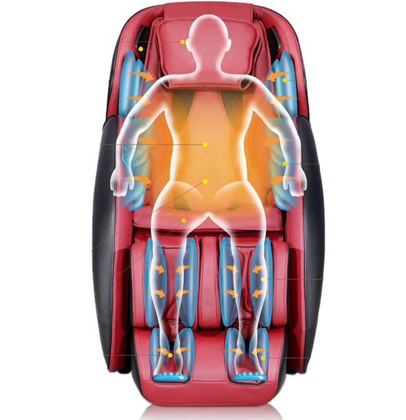 fauteuil de massage Komoder Victoria