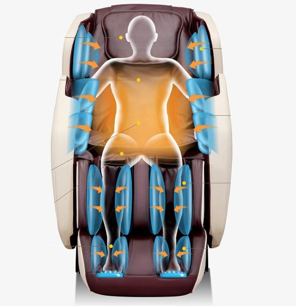 Fauteuil de massage Komoder KM500L