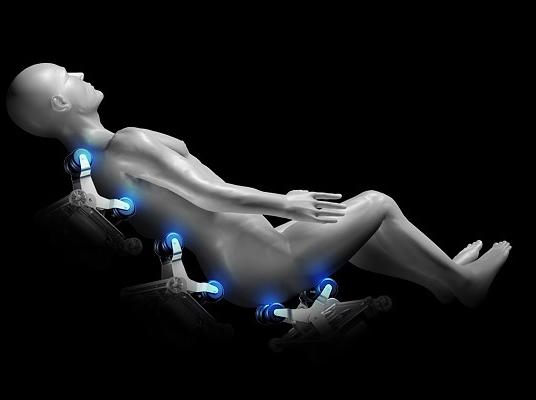 Fauteuil de massage Komoder KM500