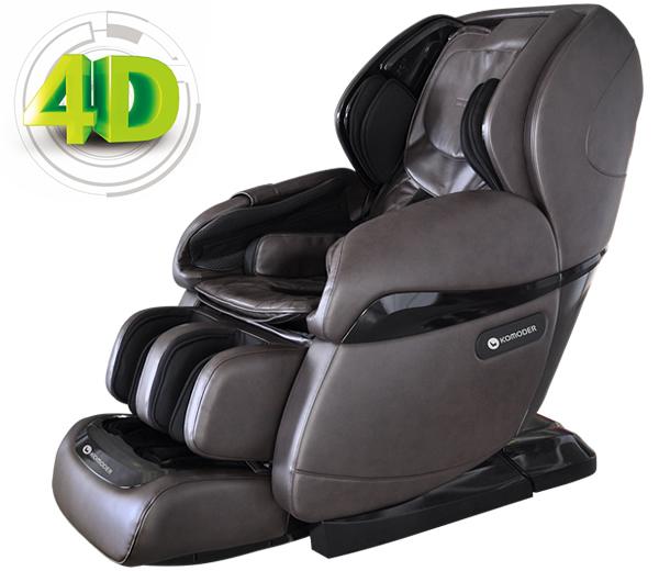 Fauteuil de massage 4D Komoder