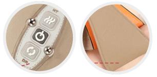 Spécifications de la ceinture de massage D180